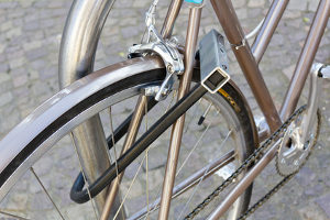 Beste Fahrradschlösser: Häufig geht das Bügelschloss als Testsieger hervor.