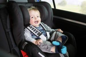 Komfort ist ein wichtiges Babyschalen-Test-Kriterium, schließlich sollen auch längere Autofahrten mit einem kleinen Kind möglich sein.