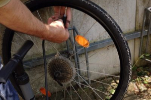 Fahrradpumpe im Test: Welche Luftpumpe ist am besten geeignet?
