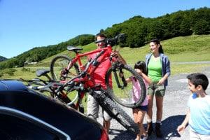 Fahrradreifen: Bei einem Test ist die Reifengröße das Kriterium Nr. 1!