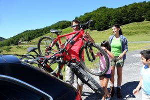 Fahrradträger für die Anhängerkupplung im Test: Worauf müssen Sie beim Kauf achten?