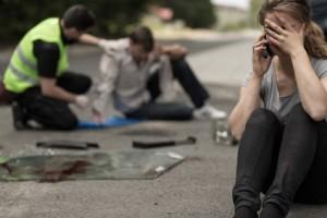 Damit Sie bei Ihrem Skateboard-Test in keinen Unfall geraten, sollten Sie die Verkehrsvorschriften beachten.
