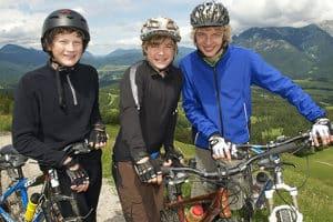 In einem Radschuhe-Test muss die Fahrsicherheit eine große Rolle spielen.