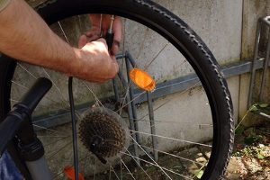In Ihrem Test sollte das Einrad auch hinsichtlich des Raddurchmessers geprüft werden.