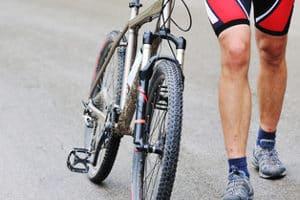 In einem Test über Fahrradschuhe sollte besonderes Augenmerk auf der Sohle liegen.