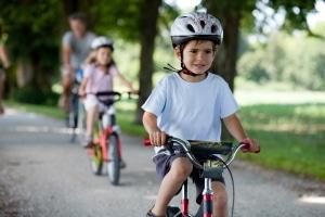 Die Kinderfahrräder mit 16 Zoll im Test sind nicht für den Straßenverkehr zugelassen.