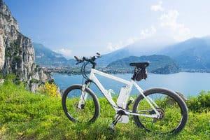 Nehmen Sie bei Ihrem E-Bike-Klapprad-Test den Elektromotor genau unter die Lupe.