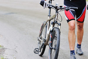 Die Trekkingräder im Test besitzen Aluminiumrahmen.