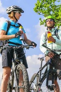 Ihr persönlicher E-Mountainbike-Testsieger sollte vor allem auch die richtige Größe haben.