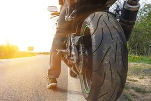 BMX-Rad: Bei Ihrem Test sollten Sie die Funktionsfähigkeit der Räder prüfen. Diese gehen auf die Imitation eines Motorrads zurück.