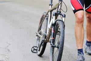 BMX-Test: Führen Sie diesen selbst durch, sollten Sie auf Funktionsweise der Räder achten.