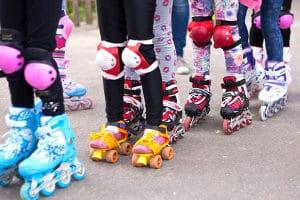 Inline-Skates einem Test unterziehen: Haben sie Vorteile gegenüber Rollschuhen?