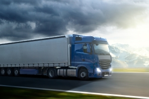 Ein Lkw-Navi wie im Test ist auf die Bedürfnisse von Berufskraftfahrern zugeschnitten.