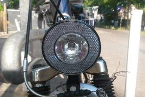Für die Wahl einer Fahrradlampe sollte der Akku bei einem Test nicht außer Acht gelassen werden.