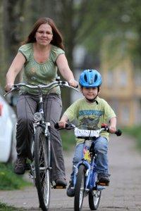 Ein wichtiges Kriterium für ein Kinderrad mit 14 Zoll, das einem Test unterzogen werden kann, sind die Bremsen.