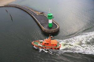 Ein Angel-Test kann auf hoher See vor Überraschungen wie Angelbruch schützen.