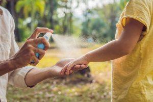 Welches Mückenspray ist für Sie am besten geeignet?