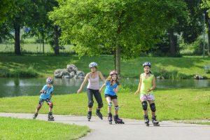 Rollschuhe: Erwachsene legen in einem Test Wert auf ein gutes Preis-Leistungsverhältnis.
