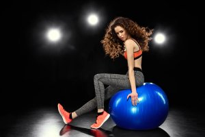 Gymnastikball-Test: Welche Größe ist die richtige für mich?
