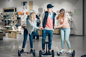 Machen Sie vor dem Kauf Ihren ganz persönlichen Hoverboard-Test.