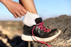Laufsocken: Ob beim Marathon oder im Training, die richtigen Socken sind wichtig!