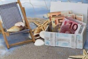 Wollen Sie einen Strandkorb kaufen, können die Preise stark schwanken.
