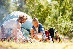 Worauf sollte bei einem Test für ein Zwei-Mann-Zelt besonders geachtet werden?