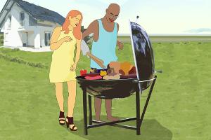 Kleiner Holzkohlegrill Test : Großer grill test gas kohle und elektrogrills