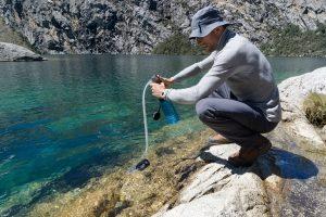 Bester Outdoor-Wasserfilter? Nicht nur Test- oder Vergleichsergebnisse, auch der Einsatzort muss bedacht werden.