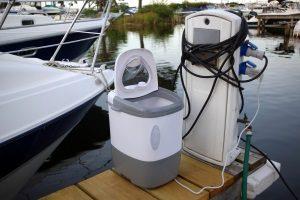 Sie wollen die neu erworbene Camping-Waschmaschine einen ersten Test unterziehen? Wir geben Tipps!