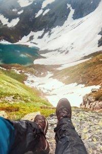 Mit einem für den Klettersteig konzipierten Set sind ganz neue Blickwinkel möglich.