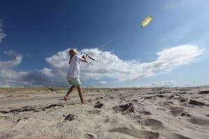 Lenkdrachen: Das Spiel mit dem Wind!