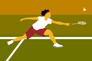 Sie benötigen einen Badmintonschläger für Kinder? Im persönlichen Test sollten Sie vor allem auf das Gewicht des Schlägers achten.