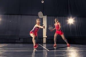 Badmintonschläger im eigenen Test: Für Anfänger sind teure Profischläger kaum geeignet.