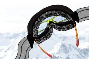 Skibrille für Brillenträger: Den persönlichen Testsieger finden Sie, wenn Sie unsere Kriterien beachten.