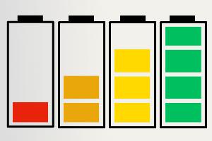 In einem Test sollte das Starthilfegerät die Autobatterie aufladen.