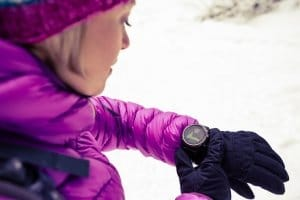 Outdoor können Uhren beim Praxis-Test eine echte Hilfe sein - besonders mit Zusatzfunktionen.