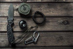 Welches Survival-Kit Sie kaufen, will gut überlegt sein.