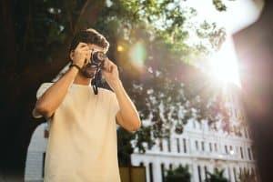 Wer zum Testsieger eine Outdoor-Kamera kürt, hat i. d. R. andere Ansprüche als den Zoom.