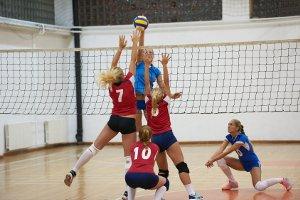 Bester Volleyball: Welcher Ball am besten geeignet ist, hängt auch davon ab, wo Sie spielen.