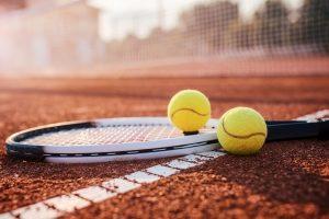Durch einen persönlichen Tennisschläger-Test wird Ihnen die Kaufentscheidung erleichtert.