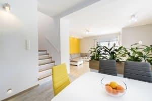 Sie suchen Pflanzkübel in Ihrem Test, die für die Wohnung geeignet sind? Kastenförmige Produkte passen als Raumtrenner.
