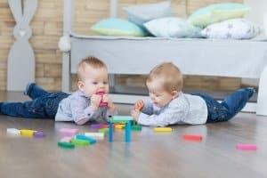 Xylophon-Test: Kinder können mit dem Instrument ihre motorischen Fähigkeiten und Sinne schulen.