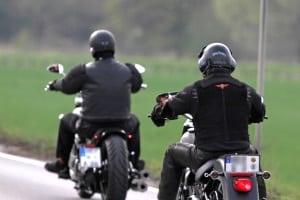 Gute Motorradreifen haben eine hohe Tragfähigkeit und sind für die gewünschte Höchstgeschwindigkeit ausgelegt.