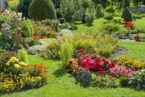 Bedenken Sie bei Ihrem Gartenschlauch-Test die Größe Ihres Gartens!