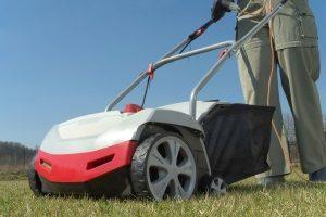 Bester Elektro-Vertikutierer? Das ist ein Modell, welches Moos entfernt, ohne Ihren Rasen zu zerstören.
