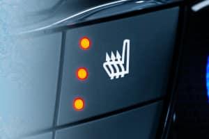Auto-Sitzauflage mit Heizung? Ein Test überprüft auch diese Funktion.