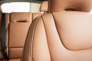 Auto-Sitzauflage: Ein Test kann Aufschluss über die Qualität geben.