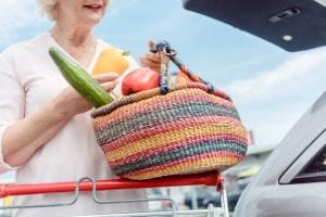 Wollen Sie einen Einkaufskorb kaufen, haben Sie eine große Auswahl.