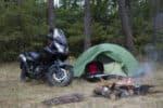 Welches Zelt für die nächste Motorradtour: Ein eigener Test hilft Ihnen bei der Kaufentscheidung!